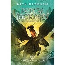 Livro - Percy Jackson A Maldição Do Titã - Rick Riordan