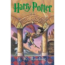 Harry Potter E A Pedra Filosofal Livro J. K. Rowlng
