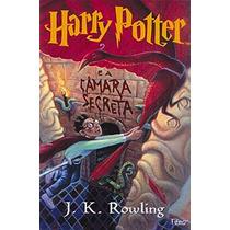 Harry Potter E A Câmara Secreta Livro J. K. Rowling