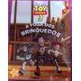 Livro A Fuga Dos Brinquedos - Toy Story 3