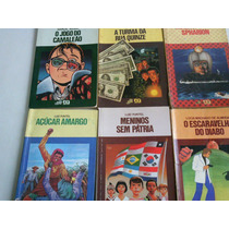 Lote Com 27 Livros Coleção Vagalume