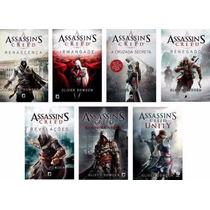 Coleção Assassin S Creed + Guia Definitivo - 8 Livros - Veja