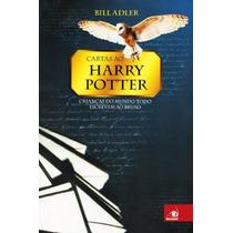 Livro Cartas Ao Harry Potter - Bill Adler - Português