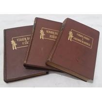 Coleção Obras Completas De Monteiro Lobato - Volumes 2-5-12