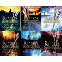 Rangers Ordem Dos Arqueiros Do Volume 1 Ao 6 - 11 A 17 Anos