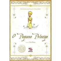 Livro O Pequeno Príncipe - A. Saint-exupéry - Capa Dura