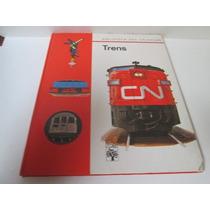 Livro Trens Criança Abril Cultural Usado R.570