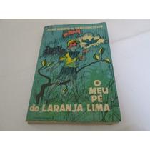 Livro O Meu Pe De Laranja Lima Jose M Vasconcelos Ref.100