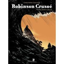 Robinson Crusoé Daniel Defoe Editora Salamandra