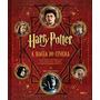 Livro Harry Potter A Magia Do Cinema - Capa Dura - Português