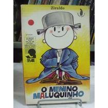 Livro - O Menino Maluquinho - Ziraldo