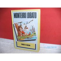 Livro Monteiro Lobato (m)1 Reinações De Narizinho Produto Fj