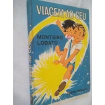 Livro - Monteiro Lobato - Viagem Ao Céu - Infanto-juvenil