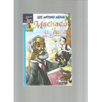 Livro Machado E Juca Coleção Jabuti Pontos Amarelados - Cod0