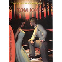 Livro Col. Aventuras Grandiosas Tom Jones