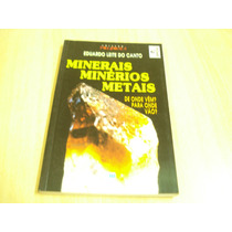 Minerais Minérios Metais