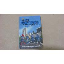 Os Smurfs Livro Do Filme