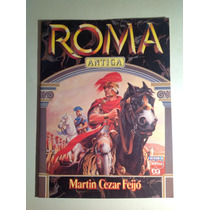 Roma Antiga Livro Infanto Juvenil Editora Ática História
