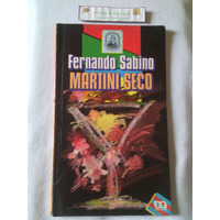 Livro: Martini Seco - Fernando Sabino - Ática Editora