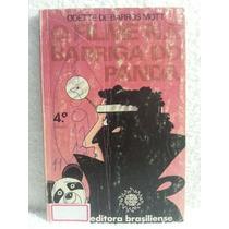 Livro: Mott, Odette De Barros - O Filme Na Barriga Do Panda