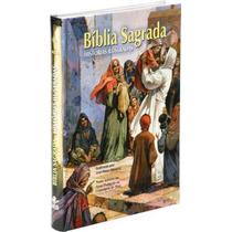 Bíblia Sagrada Histórias Ilustradas Capa Dura
