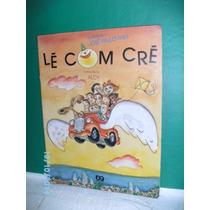 Livro Lé Com Cré - José Paulo Paes - Editora Ática - Fj.jr