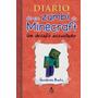 Kit Diário De Um Zumbi Do Minecraft - Vols 1, 2 E 3