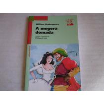 Livro A Megera Domada W Shakespeare Serie Reencontro Ed 2014