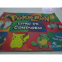 Pokemon Livro De Contagem Temos Que Pegar Edelbra Ref.040