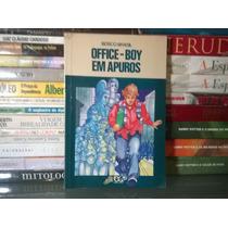 Livro Office-boy Em Apuros - Bosco Brasil Coleção Vaga-lume