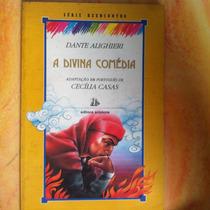 Livro - A Divina Comedia - Dante Alighieri