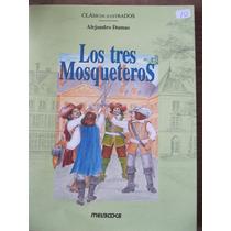 Livro: Los Tres Mosqueteros De Alejandro Dumas
