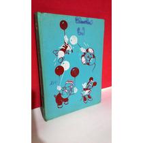 Livro Pato Donald Na Escola - Coroline D. * Frete Grátis