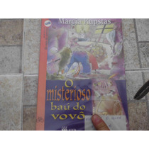 Livro O Misterioso Baú Do Vovô