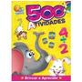 Livro - 500 Atividades *brincar E Aprender*