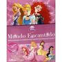 Livro Mundo Encantado Princesas Disney Editora Melhoramentos