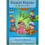 Turma Da Mônica - Fantasia Bilíngue - Azul