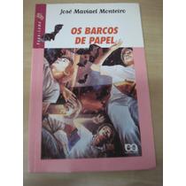 Livro: Os Barcos De Papel - Col. Vaga-lume