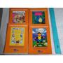 Lote 4 Vol Coleção Itau Livros Infantis Edição 2010 16 Pags
