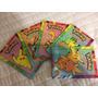 Lote 5 Livros Pokemon Em Ingles!