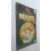 Livro Meninos Do Farol - Raul Drewnick