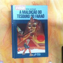 Livro A Maldiçao Do Tesouro Do Farao