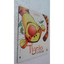 Livro Tigrão O Filme - Walt Disney