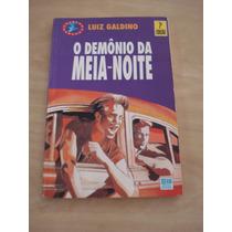 Livro: O Demonio Da Meia-noite - Col. Veredas