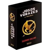 Box De Livros - Jogos Vorazes (3 Volumes)