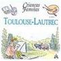 Livro- Crianças Famosas- Toulouse- Lautrec- Frete Gratis