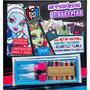 Livro Acessórios De Arrepiar Monster High