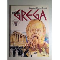 A Democracia Grega Livro Infanto Juvenil Editora Ática