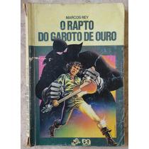O Rapto Do Garoto De Ouro - Marcos Rey - Vaga Lume (4)