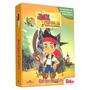 Livro - Jake E Os Piratas Da Terra Do Nunca Amigos Pirat